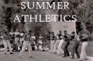 summer athletics icon