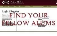 dnb alumni portal redirect