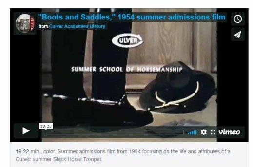 boots 1954 film icon