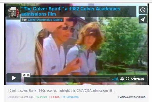 culver spirit 1982 film icon
