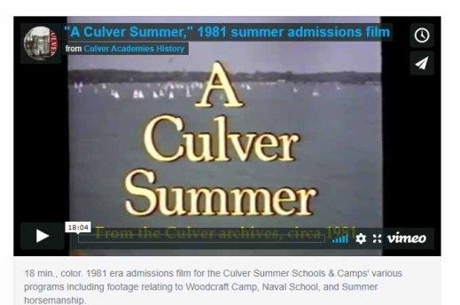 culver summer 1981 film icon