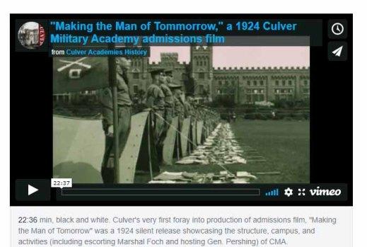 making man 1924 film icon