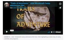 trails adventure 1954 film icon